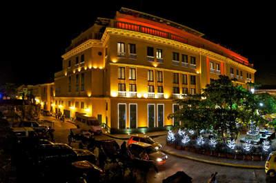 Hotel Charleston Santa Teresa Cartagena - Noche de bodas