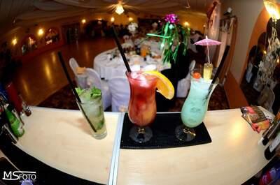 Barman - Wesele