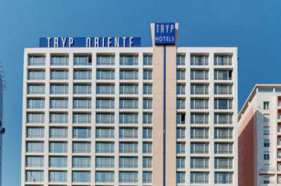 Hotel Tryp Lisboa Oriente