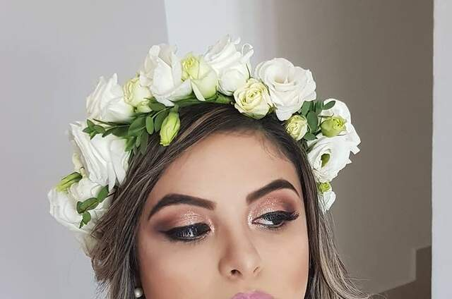 Fabian Oropeza Make up Artist Bride Team