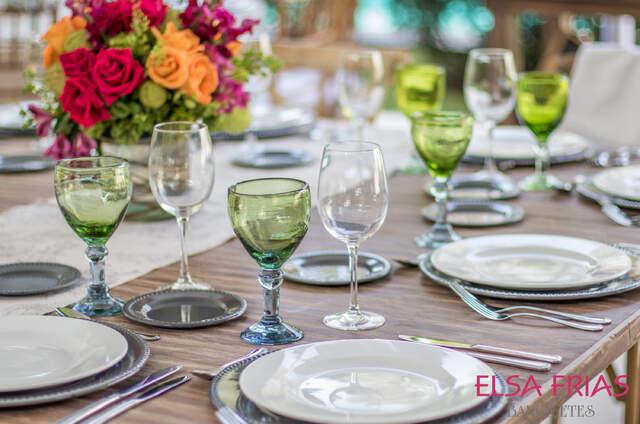 Banquetes Elsa Frías