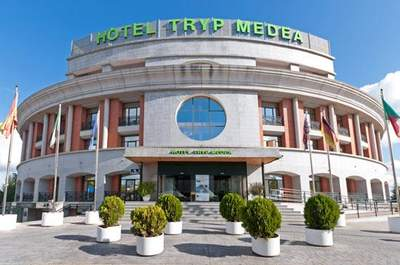 Hotel Tryp Mérida Medea