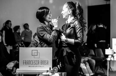 Francesca Biosa Make Up Italy