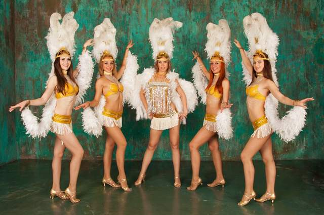 Шоу балет Visions