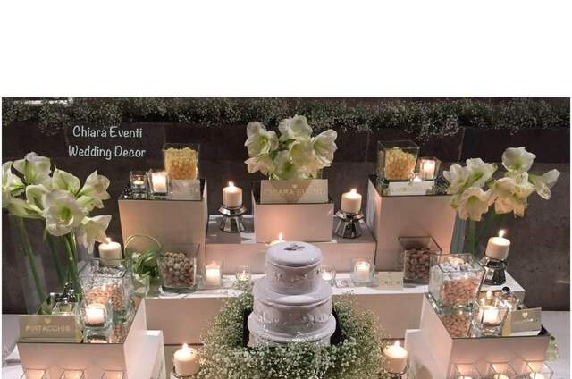 Chiara Eventi Wedding Decor