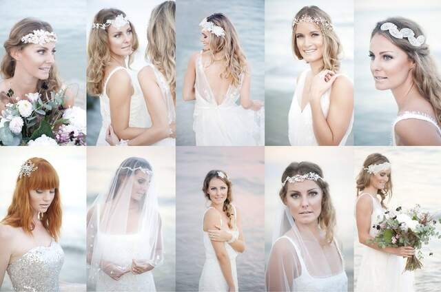 La Chia Headpieces and Bridalstyling