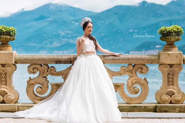 Свадебные платья ULIANA SKOPINOVA