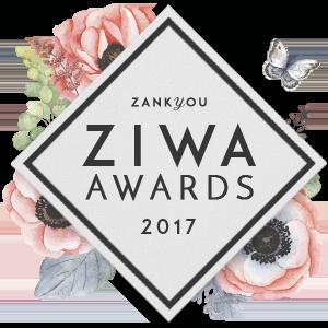 Gagnant du Zankyou Wedding Award 2017